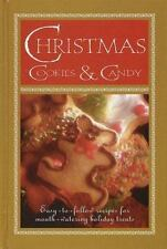 Christmas Cookies & Candy Rh Value Publishing Hardcover
