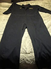 Mechanics Coveralls ~ COSTUME ~ Cintas Hertz Equipment Rental Dark Blue