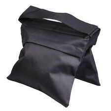 Black Sandbag Quality Photographic Sand Bag for Photo Video Film Light Stand Kit