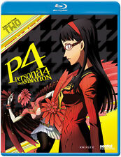 Persona 4: The Animation - Colle Blu-ray Region A BLU-RAY/JPN LNG