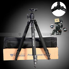 WF-6662A Camera Photo Tripod For Canon EOS 650D 600D 550D 500D 450D 400D DSLR UK