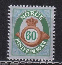 2015 NORWAY POSTHORN 60 kroner  NK 1922  MNH