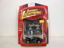 Johnny Lightning Thirteen Customs 1969 Shelby GT500  (Die-cast-1:64 Scale)