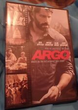 Argo (DVD, 2013), Ben Affleck, NG ORG clear/black