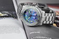 Aragon Parma A154MOP MOP Automatic 48mm Watch