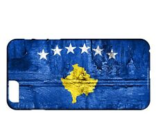 Coque iPhone 6 Plus & 6S Plus Drapeau KOSOVO 07