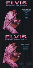 "Elvis Presley ""Raised on Rock / For ol´ times sake"" 1973! 10 Songs! Neue CD! 1A"