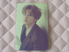 (ver. Eunhyuk)D&E The Beat Goes On Special Edition Photocard Super Junior TYPE A