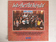 1985 Various ‎– We Are The World LP NM/NM Columbia ‎– USA 40043