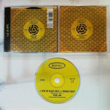 Epic Spin the Black Circle Tremor Christ Pearl Jam - CD Compact Disc