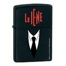 ZIPPO accendino benzina 13B001 le iene antivento lighter nero made in USA