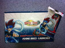 1 Box of 40 Packets of Beyblade Flying Discs & Shooter - individual Foils