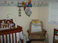 Winnie the Pooh Classic 17 Piece Crib Bedding & Accessories