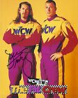 DALE TORBORG THE PIT CREW WCW SIGNED AUTOGRAPH 8X10 PHOTO