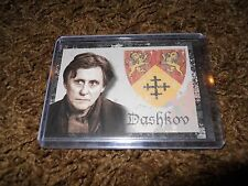 2014 VAMPIRE ACADEMY CHARACTER CRESTS CHASE CARD #CC-2 Gabriel Byrne