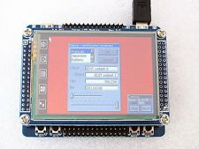 "STM32F103RBT6 development board + 2.8"" TFT lcd module true color touch screen"