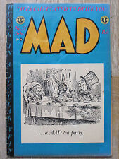 Mad # 15 EC FUMETTI US originale from 1954 VG