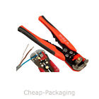 HD Terminal Crimp Electrical Automatic Crimper Crimping Tool Wire Stripper Plier