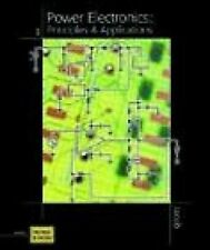 Power Electronics : Principles and Applications by J. Michael Jacob (2001,...