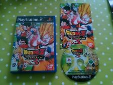Dragon Ball Budokai Tenkaichi 3  playstation 2 ps2 PAL españa
