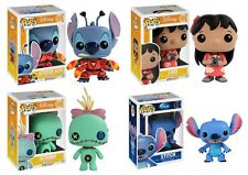 Funko Pop  Disney Vinyl Lilo & Stitch 4 Piece Set