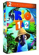 Rio/Rio 2 [DVD] - Bruce Anderson