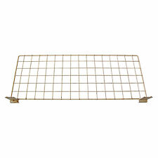 Slatboard Wire Rack Shelf. Slatwall Display Retail Shelving Slat wall grid board
