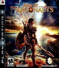 Rise of the Argonauts - PlayStation 3 PS3 - DISC IS MINT - SEE DESCRIPTION