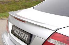 Rieger Heckklappenspoiler für Mercedes Benz CLK W209 Coupe/ Cabrio