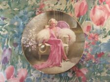 Jean Harlow Dinner at Eight Hollywood Glamour Girls Dzenis/George Plate COA
