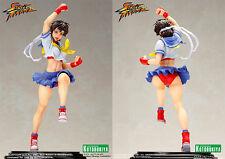 Bishoujo Statue - Street Fighter - Sakura NEW IN BOX