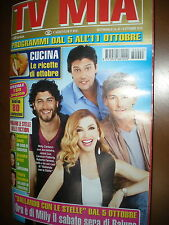 Tv Mia.Milly Carlucci,Roberto Farnesi,Lorenzo Flaherty,Vittoria belvedere,iii