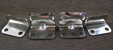 vw Split screen Bus Safari latch base set of 4 van camper westfalia