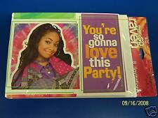 RARE That's So Raven Symoné Disney Kids Birthday Party Invitations w/Envelopes
