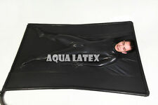 Deflatable Rubber Latex Vacuum Bed Vac bed Head Out (without PVC Frames)