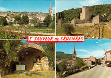 SAINT-SAUVEUR-DE-CRUZIERES multivues écrite