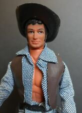 Hong Kong no name Action Figur 30cm - im Cowboy-Outfit