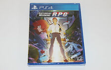 NEW & SEALED Saturday Morning RPG PS4 Playstation 4 BEAUTIFUL SHAPE 1980 COPIES