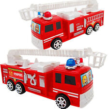 Pull Back Fire Fighting Truck Model Kids Toy Cars Vehicle Toy Gifts for Baby Boy