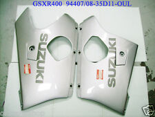 Suzuki GSX-R400 Cowling Lower L & R NOS GSXR400 Belly Pan Under Fairing -35D11-