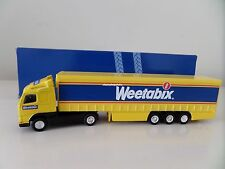 CORGI ARTICULATED VOLVO LORRY 59518 - Weetabix Logo - Boxed