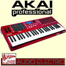 AKAI Pro MAX 49 USB Master Keyboard Controller Step Sequenzer CV Gate MIDI