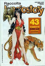 RACCOLTA di LANCIOSTORY ANNO XXXIX N°509/ GEN/2014 * MENSILE- Contiene 4 numeri