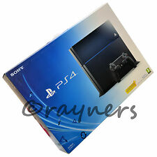 New | 500GB Sony PS4 PlayStation 4 Console Black (C-Chassis 1st Gen) CUH-1216A