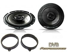 Mercedes CLK W208 1997-2002 Pioneer 17cm Front Door Speaker Upgrade Kit 240W