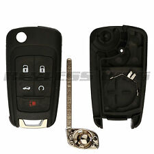 New 5btn Replacement Keyless Entry Car Remote Key Fob Shell Case for OHT01060512
