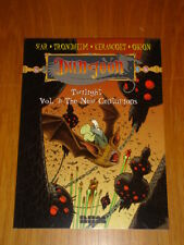 DUNGEON TWILIGHT VOL 3 THE NEW CENTURIONS NBM SEAR GRAPHIC NOVEL 9781561635788