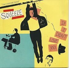 """SQUEEZE IF I DIDN'T LOVE YOU/ ANOTHER NAIL IN MY HEART 5"""" VINYL TINY COLLEC. NEW"""