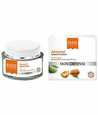 VLCC Natural Almond Under Eye Cream Removes Dark Circle and Puffiness - 15 gm