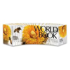 World Book Encyclopedia Set, 2015 Edition